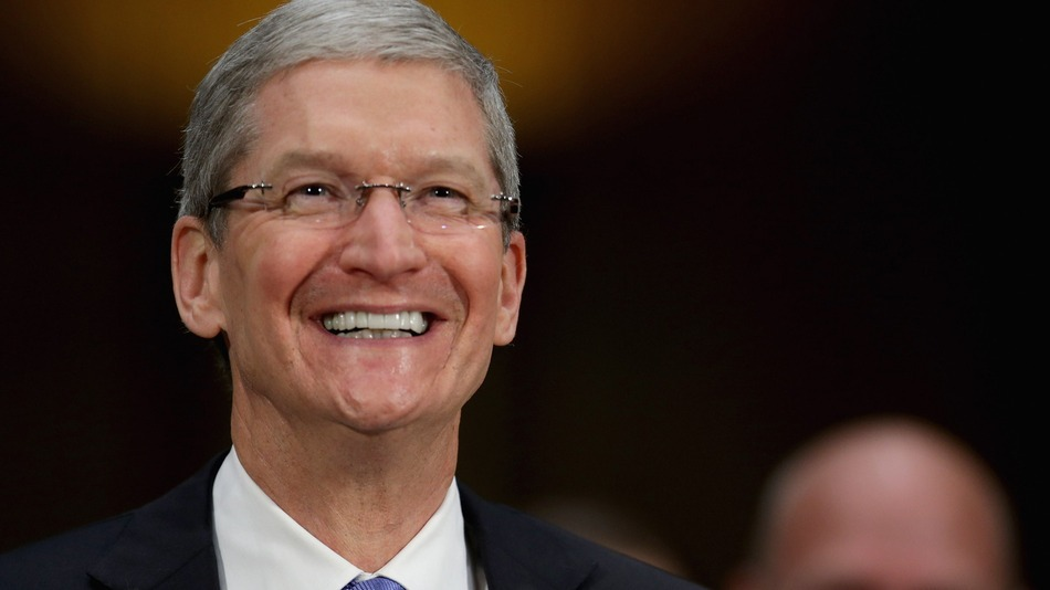 Why is Tim Cook, Apple CEO, the only openly Gay among America's top organizations?