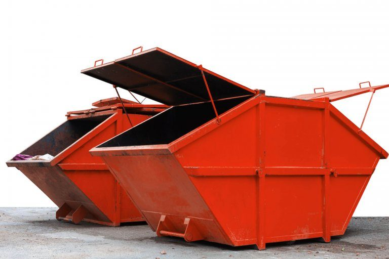 De-Cluttering Your Home and Hiring a Small Skip Bin